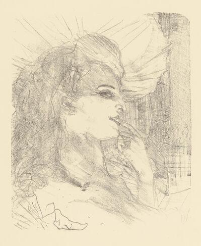 Henri de Toulouse-Lautrec, 'Anna Held', 1898