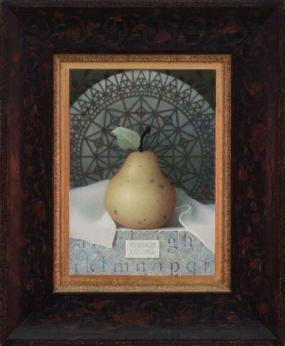 Koo Schadler, 'Pear, Ars Longa', 2016
