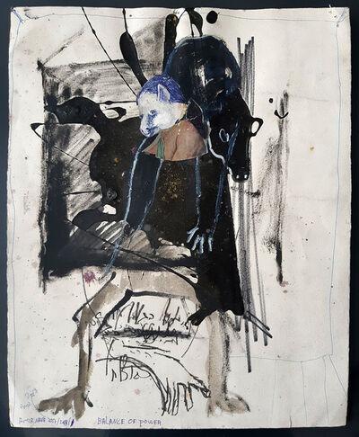 Amir Nave, 'Balance of Power', 2018