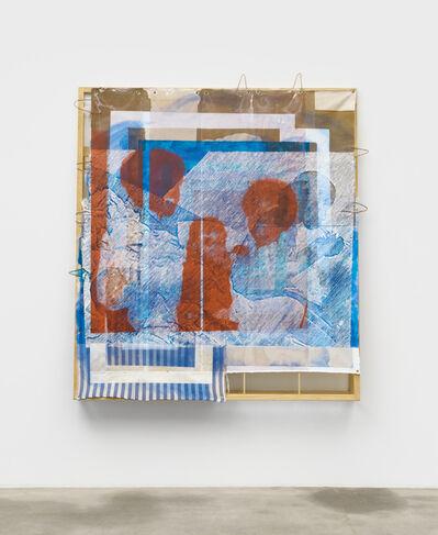 Tomashi Jackson, 'City of Quartz (Wicker Sun)', 2020