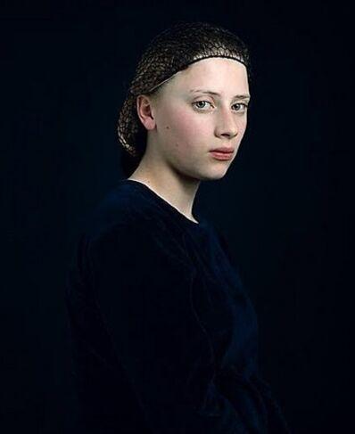 Hendrik Kerstens, 'Hairnet', 2000