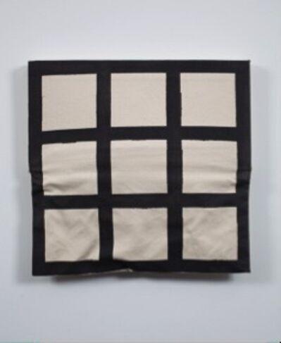 Eugenio Espinoza, '9 cuadros vacíos', 2004