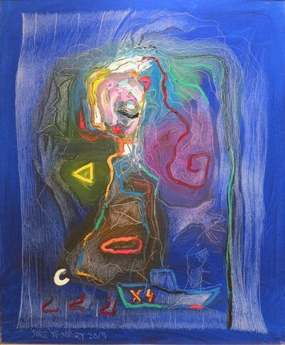 Soile Yli-Mäyry, 'Asphalt Light', 2013