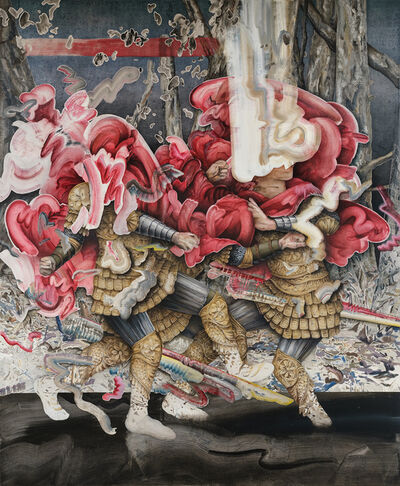 Nung-Hsuan CHENG, 'Classical Tale no.31 - Fifth Day, Eighth Story', 2020