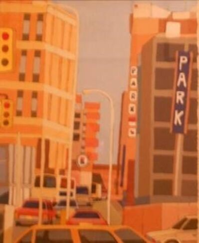 Andy Burgess, 'Parking in Philadelphia', 2002