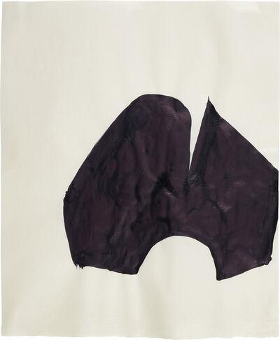 Suzan Frecon, 'Indigo Area', 2006