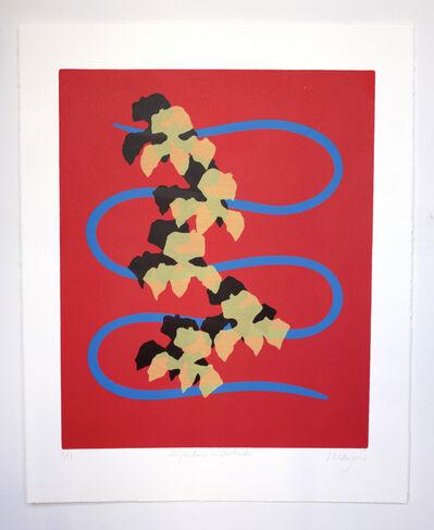 Michael Mazur, 'Serpentine with Orchids', 2005