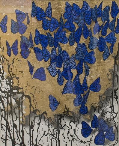 Alena Vavilina, 'Butterflies Series No.7'