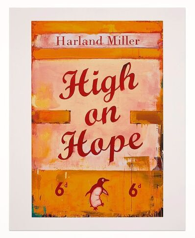 Harland Miller, 'High on Hope', 2019