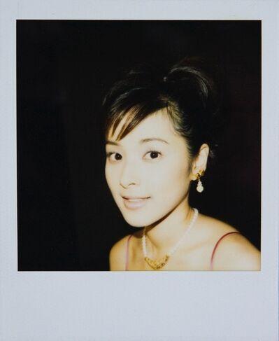 Nobuyoshi Araki, 'Untitled (girl with earring)', 2000s