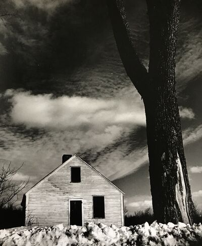 Gordon Parks, 'Abandoned House in Augusta, Maine', 1944