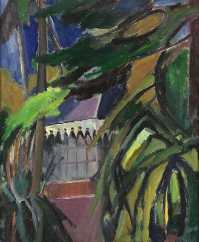 Mildred Bendall, 'Le Conservatoire', ca. 1940