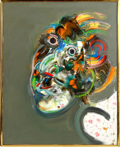 Robert Beauchamp, 'Untitled (Self Portrait)', 1991