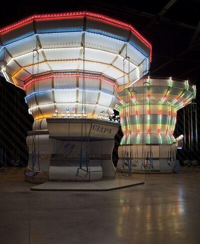 Carsten Höller, 'Double Carousel', 2011