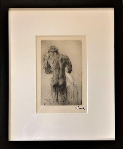 """Louis Icart, 'Untitled from the """"Les Amours de Psyche de Cupidon"""" suite', 1949"""