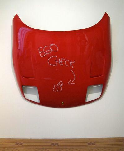 Frances Goodman, 'Ego check', 2012