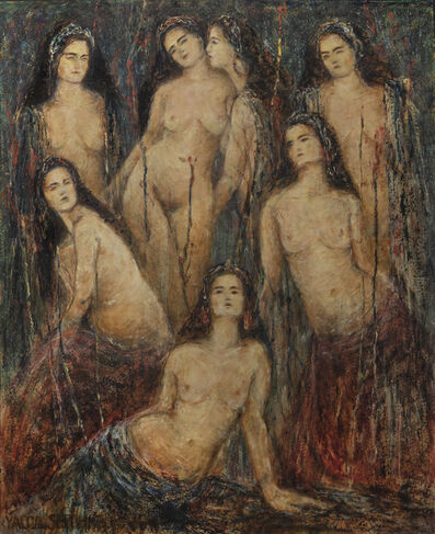 Yalda Sepahpour, 'Inner Circle', 2019