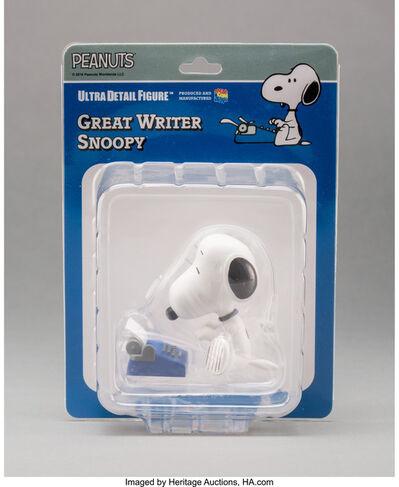 Peanuts, 'Great Writer Snoopy (UDF #253)', 2016