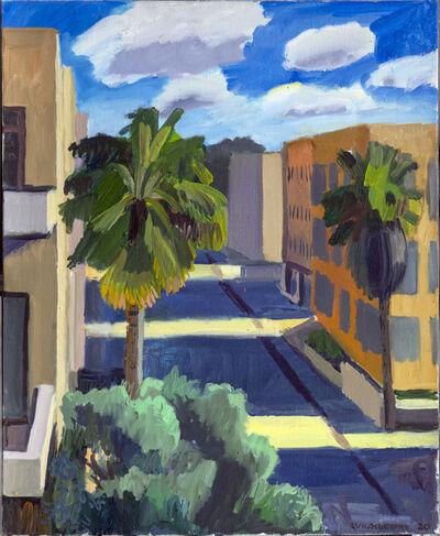 Anna Lukashevsky, 'Street on Corona Times', 2020