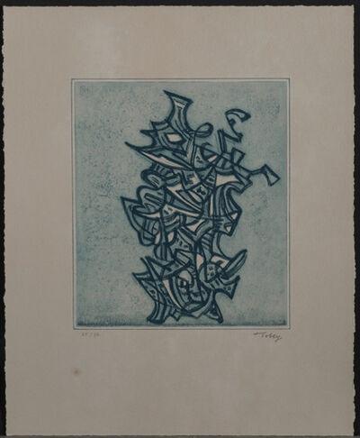 Mark Tobey, 'Liberation', 1973