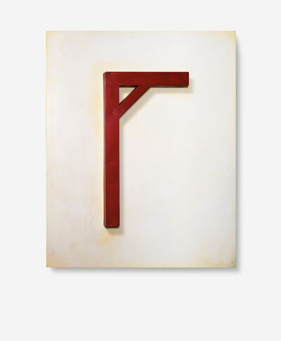 Robert Therrien, 'No title (hangman)', 1988