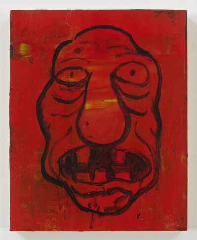 Jim Torok, 'Self-Portrait Red', 2015