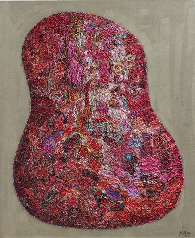 Wu Shaoxiang, 'Multicolored Stone  VI 彩石 之六 ', 2017