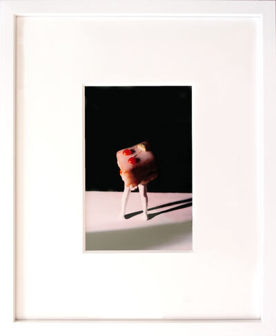 Laurie Simmons, 'Walking Petit-Four (White King)', 1989