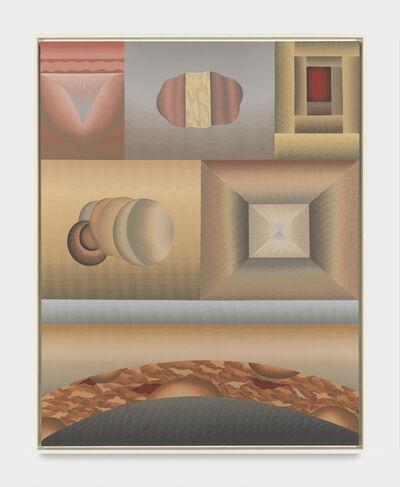 Evelyn Statsinger, 'Static Flight', 1977