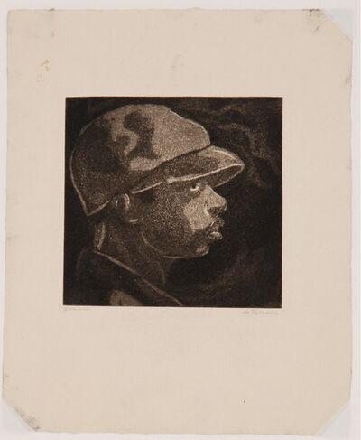 Dox Thrash, 'Yacom (Ittman #48)', ca. 1937