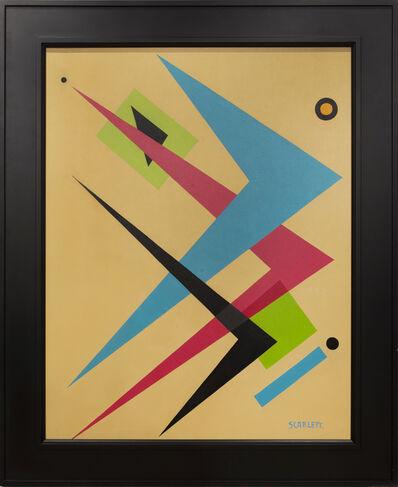 Rolph Scarlett, 'Flight Form', ca. 1965