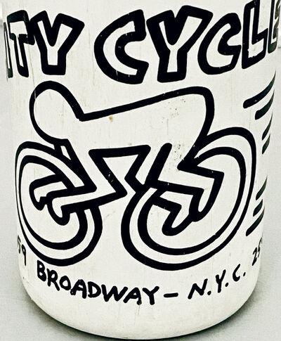 Keith Haring, 'Keith Haring City Cycles 1985 collectible ', 1985