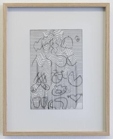 Mercedes Azpilicueta, 'Untitled / visuales mnemonicas (m5l)', 2016