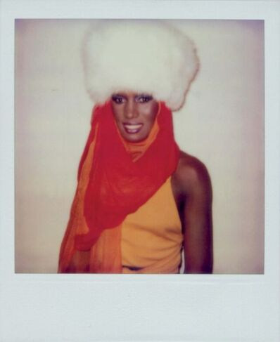 Andy Warhol, 'Grace Jones', 1984