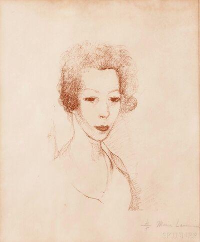 Marie Laurencin, 'Autoportrait', 1920