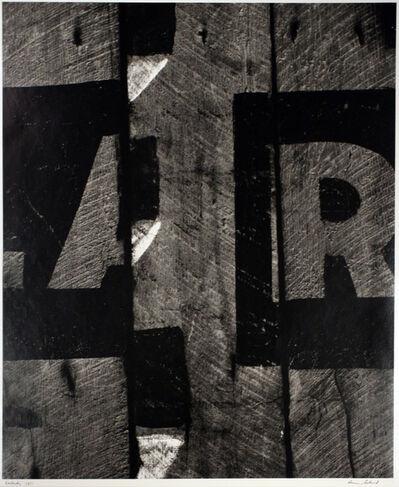 Aaron Siskind, 'Kentucky 4', 1951