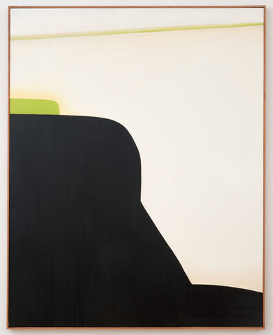 Clare E. Rojas, 'New Silhouette 1', 2013