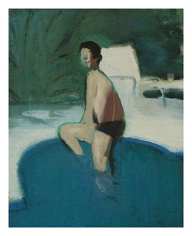 Jonathan Wateridge, 'Roman End', 2020