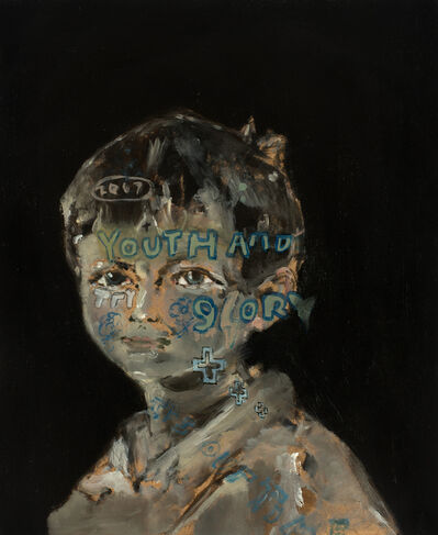 Sam Jackson, 'Youth And Glory', 2017