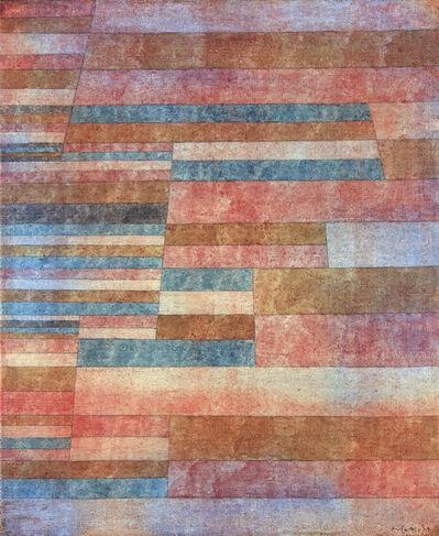 Paul Klee, 'Steps', 1929