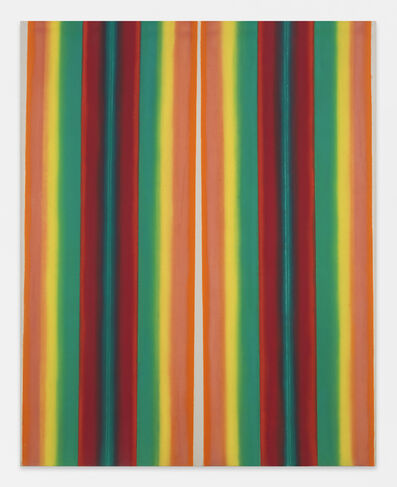 Leon Berkowitz, 'Cathedral #11', 1968