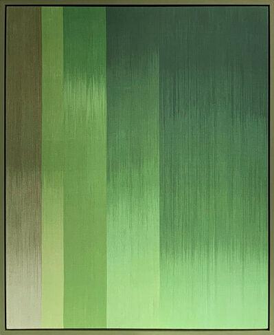 Ptolemy Mann, 'Chlorophyllia - Spring Green', 2019