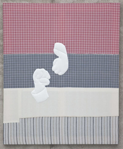 Cosima von Bonin, '36 BUBBLES LOOP #07', 2010