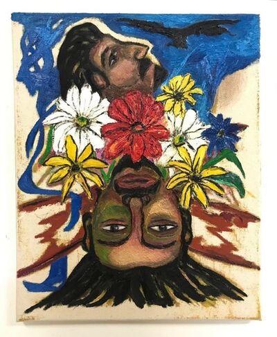 Daniel Gibson, 'We're alllll jusssss pretty flowers blowing in the wind maaaaan', 2019