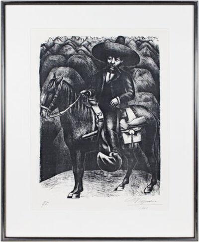 David Alfaro Siqueiros, 'Zapata E/E', 1930