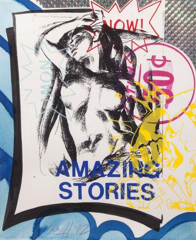 CRASH, 'Amazing Stories', 1992