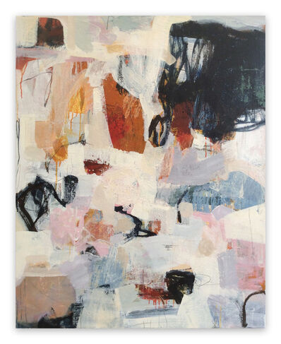 Linda Coppens, 'Poetry of life 8 (Abstract painting)', 2020