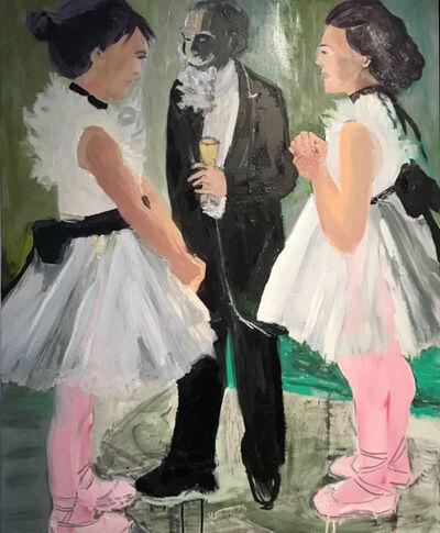 Claudia Baez, 'Brassai- An Opera subscriber, Paris 1937', 2019
