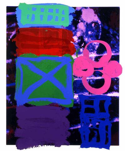 Albert Irvin RA, 'Pandora I', 1999