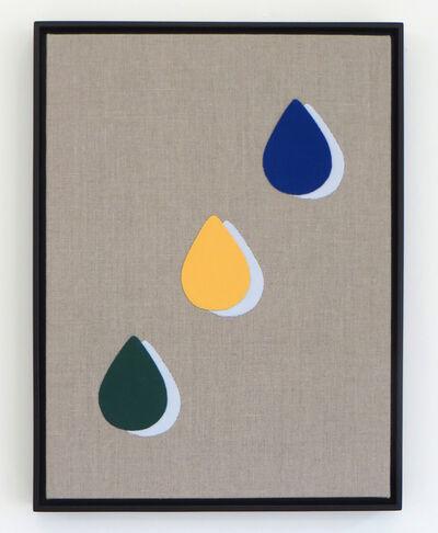 Leon Vranken, 'Blue & yellow', 2018